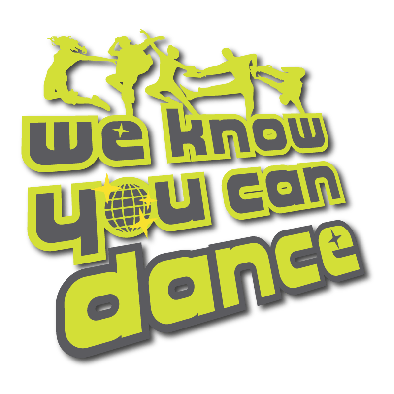 We know you can dance logo-01